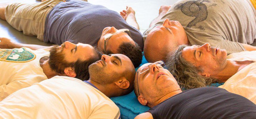 מיניות גברית מודעת סדנה לגברים